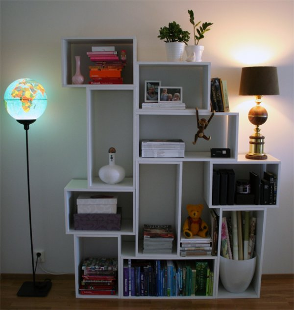 Стеллаж BOOKSHELF Comf-Pro Стеллаж Tower Bookshelf - Roomble.com